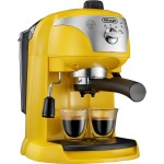 Delonghi ECC220.Y Pump Espresso Machine - Yellow