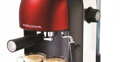 Morphy Richards Espresso Maker